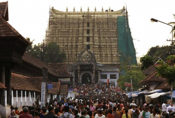 3. Sree Padmanabhaswamy Temple, Kerala, India