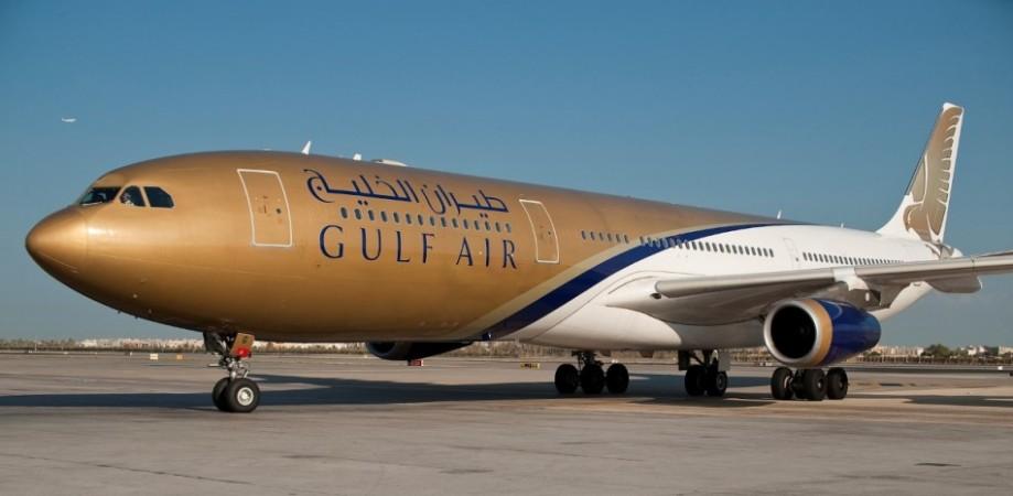 Gulf Air plane