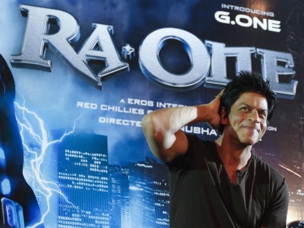 Shah Rukh Khan and