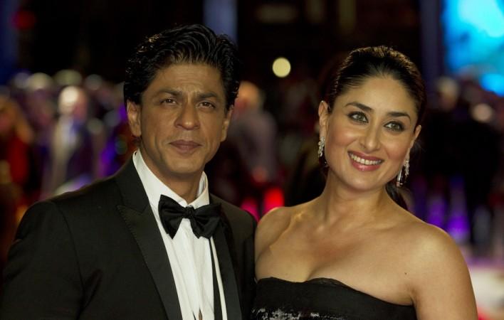 Shah Rukh Khan and Kareena Kapoor
