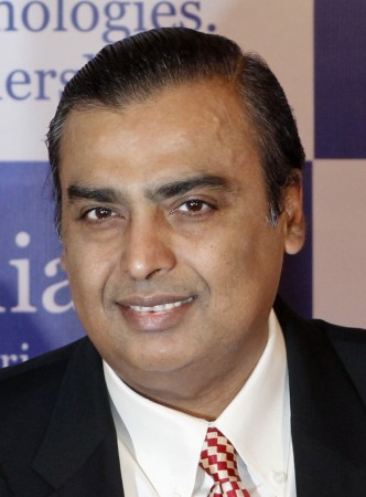 Bank of America pays Mukesh Ambani  Rs 1.3 crore