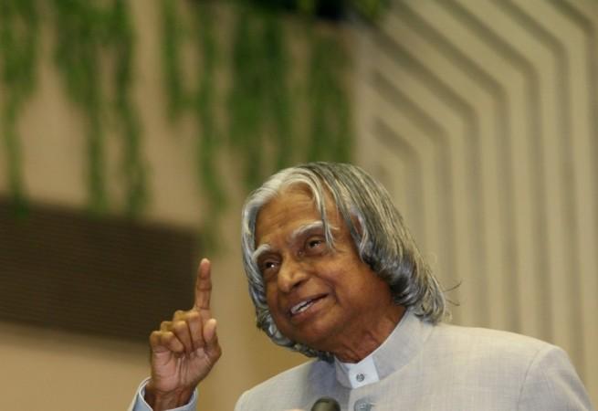 A.P.J. Abdul Kalam