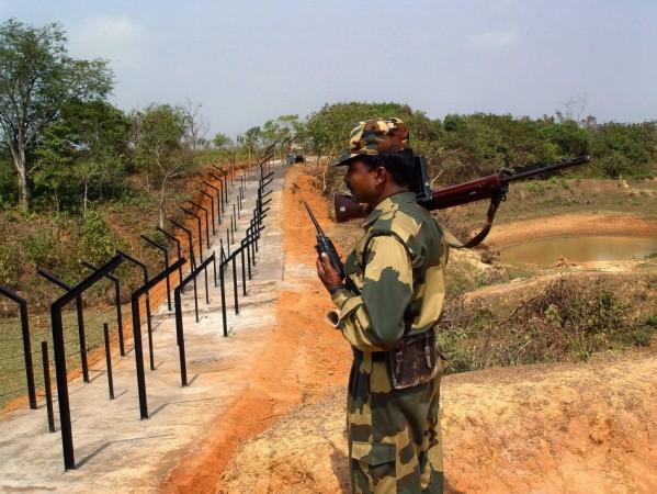 Indo-Bangladesh border