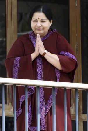 J Jayalalithaa
