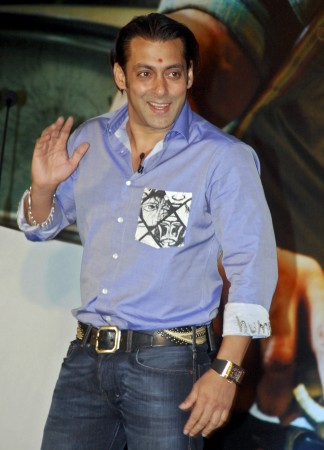 Salman Khan (Reuters)