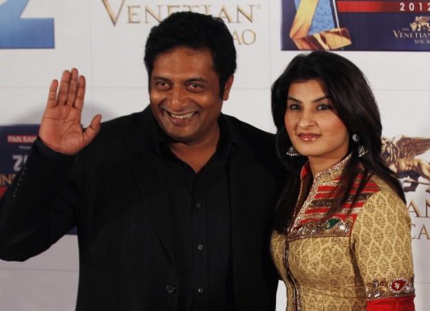 Prakash Raj and Pony Verma