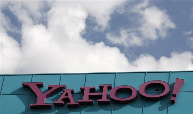 Yahoo Inc. offices, housing its Search Marketing Group, are pictured in Burbank