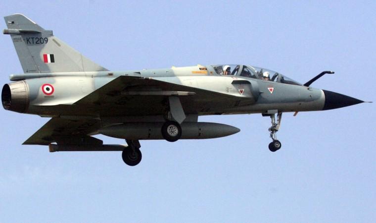 Mirage 2000 aircraft