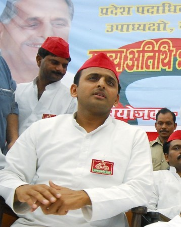 CM Akhilesh Yadav justified the controversial suspension order by his partyman Narendra Singh Bhati.