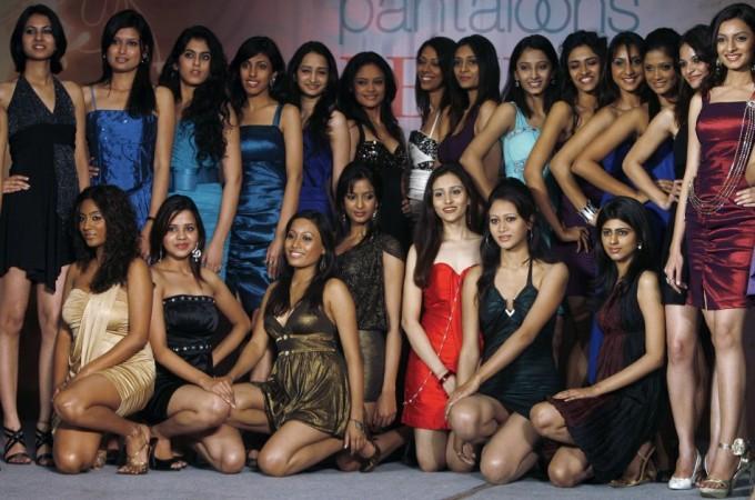 Pantaloons Femina beauty pageants
