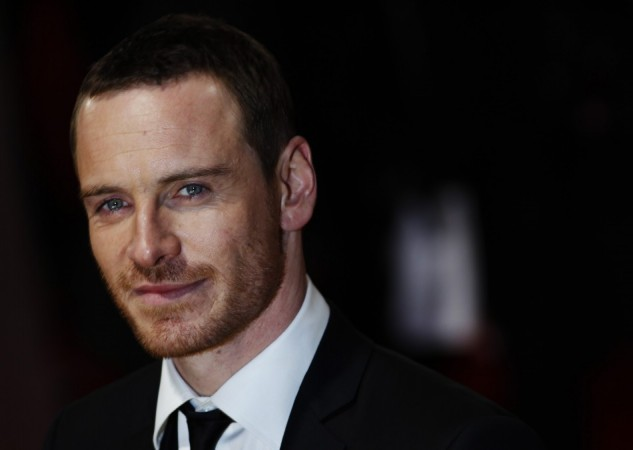 Michael Fassbender: 'I don't set out to play sex symbols'
