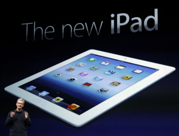 Apple Flags 3-M New iPads Sold So Far, Reveals Planned Dividends, Share Buybacks