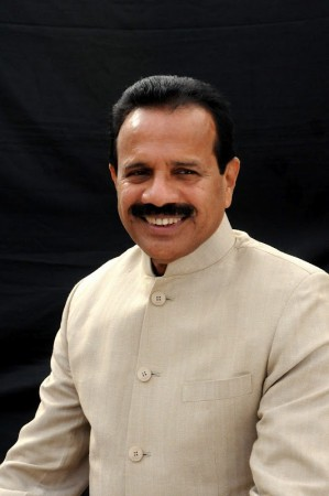 DV Sadananda Gowda (file photo)
