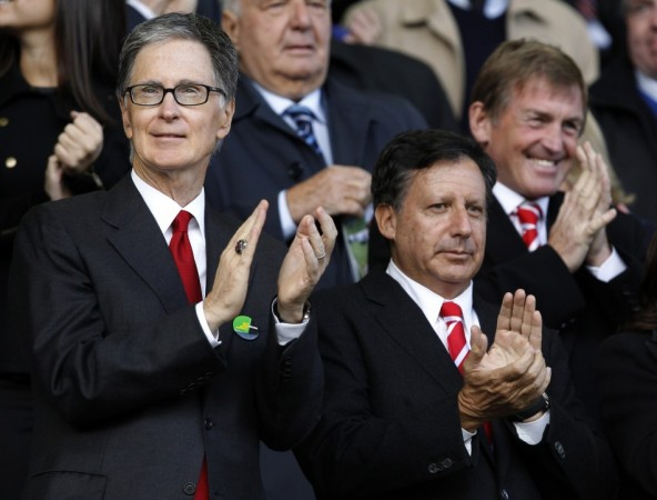 John Henry, Tom Werner and Kenny Dalglish. (Photo: Reuters)