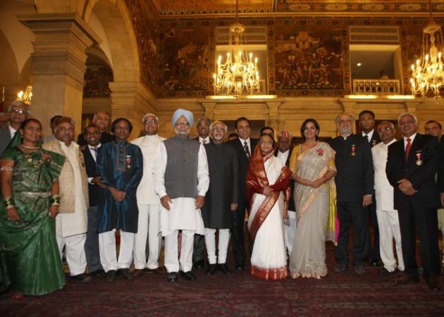 Padma Awardees