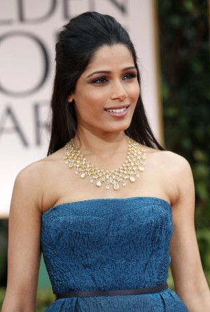 Freida Pinto to Debut in Bollywood opposite Rajkumar Yadav in 'NH10'
