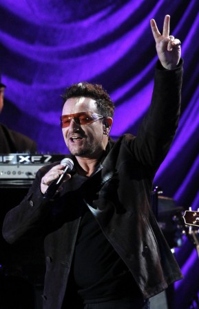Bono May Never be Able to Play the Guitar Again