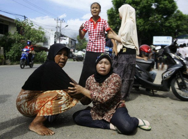 Indonesia Earthquake: India Tsunami Warning Withdrawn