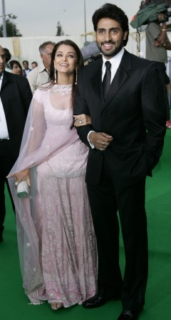 Aishwarya Rai, Abhishek Bachchan's 5 Years of Togetherness