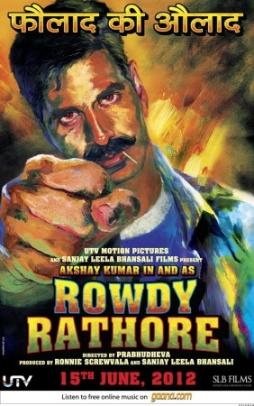 """Rowdy Rathore"""