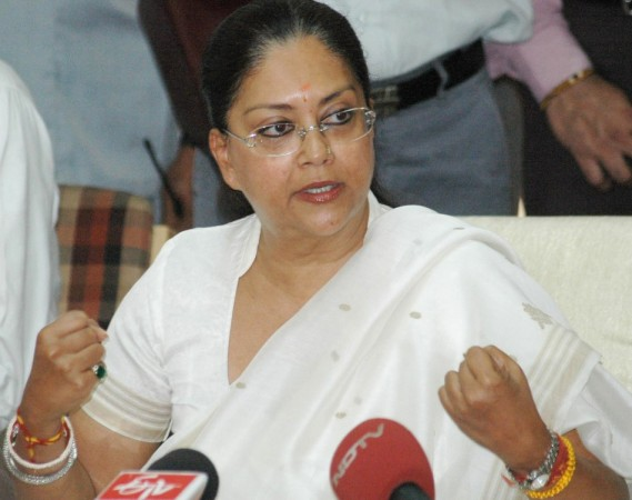 Vasundhara Raje