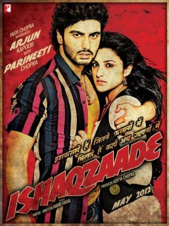 "Arjun Kapoor (L) In ""Ishaqzaade"""