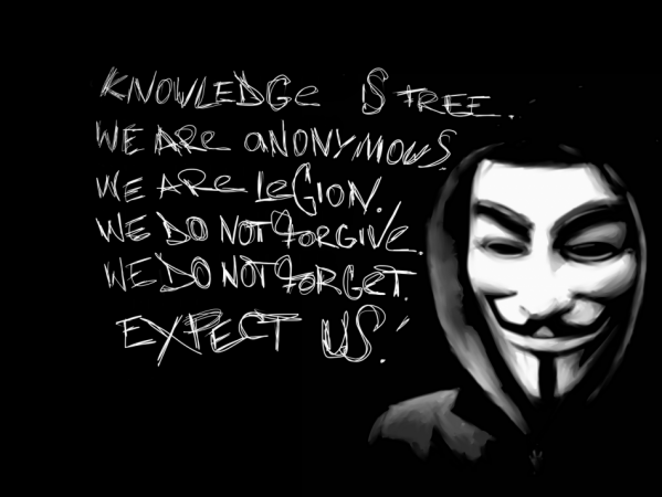Anonymous released a new video threatening ISIS for their actions in Brussels that left more than 30 dead.