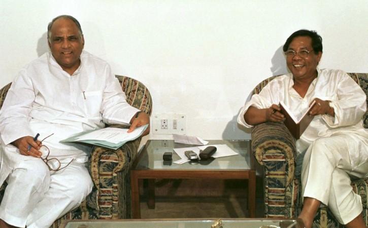 Sharad Pawar, P.A. Sangma.