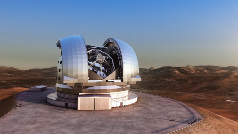 ESO To Build World's Biggest telescope