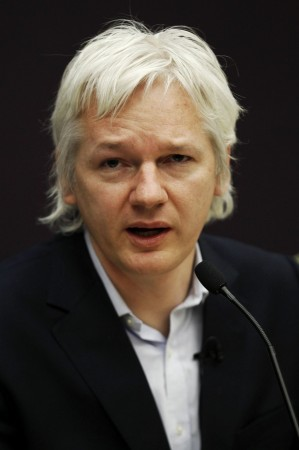 WikiLeaks co-founder Julian Assange
