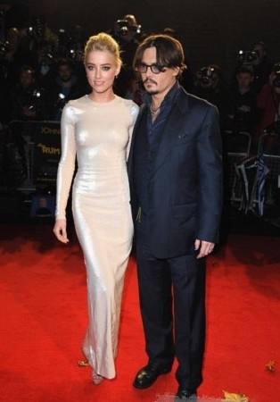 Johnny Depp & Amber Heard are in intense relation