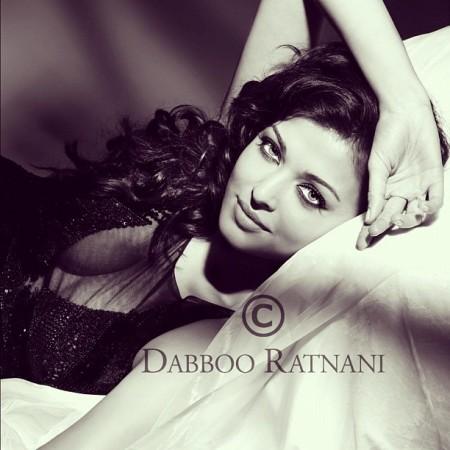 Dabboo Ratnani uploads a stunning picture of Aishwarya Rai