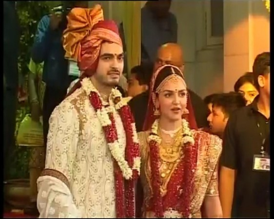Esha Doel Marries Bharat Thaktani