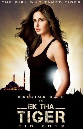 """Katrina Kaif in """"EK Tha Tiger"""""""