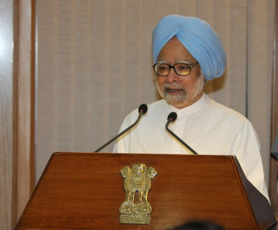 Indian Prime Minister, Dr. Manmohan Singh