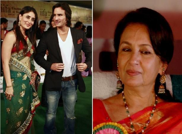Sharmila Tagore Clears Confusion On Saif Kareena Wedding