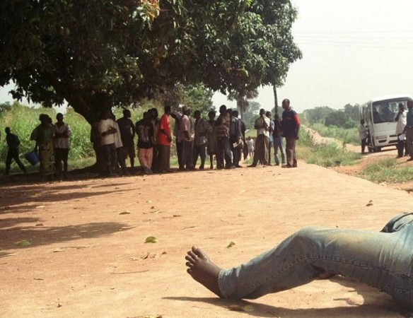 Nigeria Rape