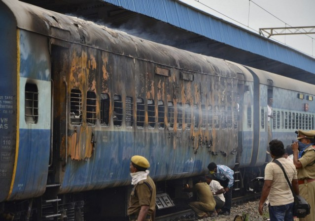 Train Fire Accident (Representational Image)