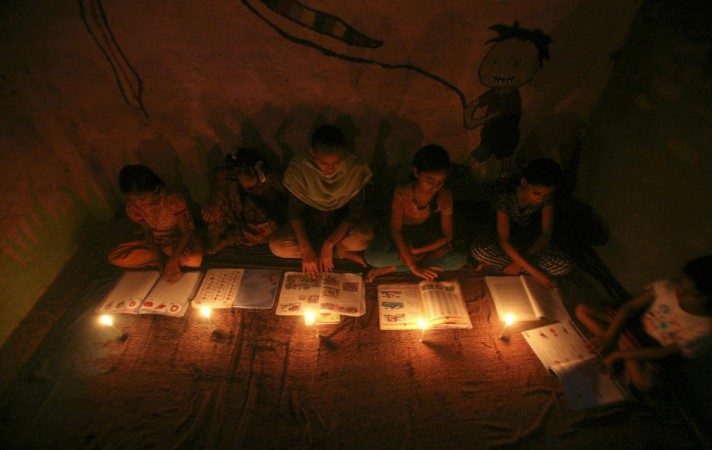 Blackouts in India