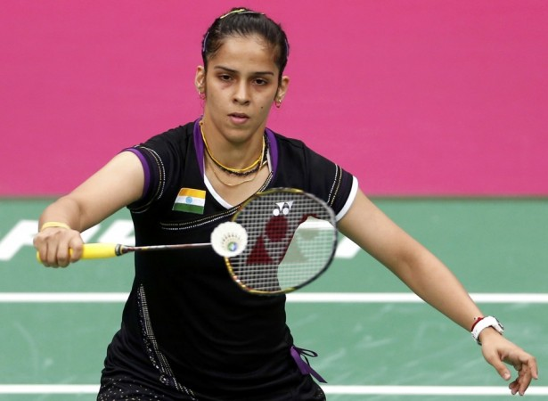 Saina beats former World Champion to enter All England Open Badminton Championship Semi Finals
