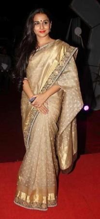 Actress Vidya Balan (Facebook)
