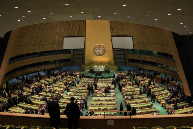 General Assembly room