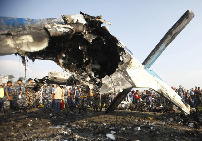 Nepal plane crash (Representational Image)