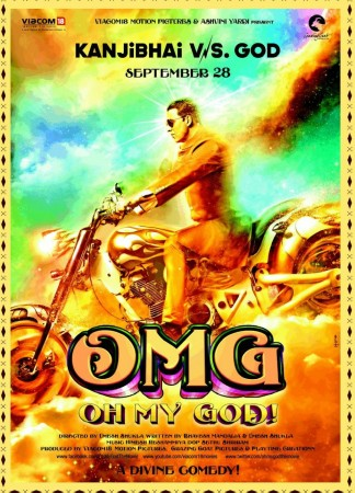 'OMG Oh My God!' movie poster