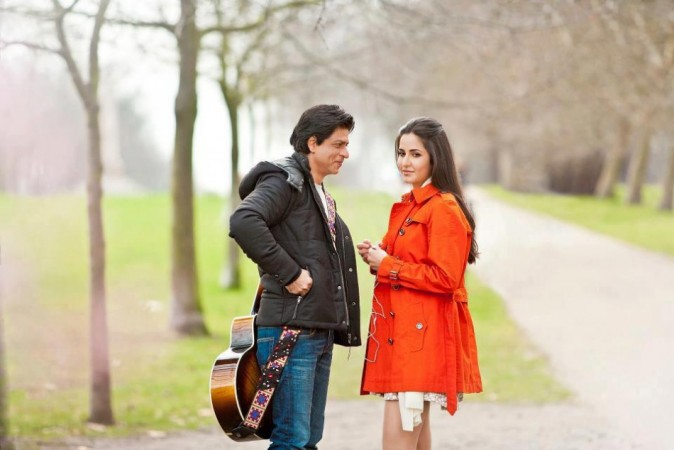A still from 'Jab Tak Hai Jaan' movie