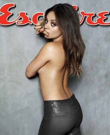 Mila Kunis Voted Sexiest Woman Alive
