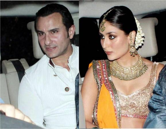Saif and Kareena Sangeet ceremony