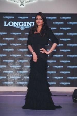 Aishwarya Rai Bachchan at Longines' 180th Anniversary