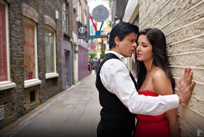 Shah Rukh Khan, Katrina Kaif