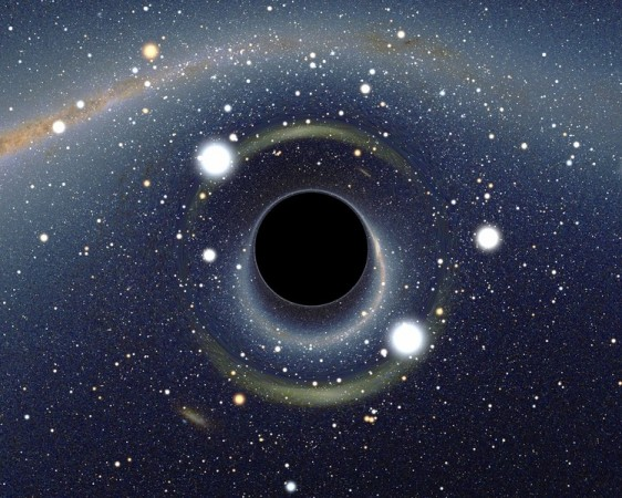New Black Hole Discovered in M83 Galaxy (Representational Image)